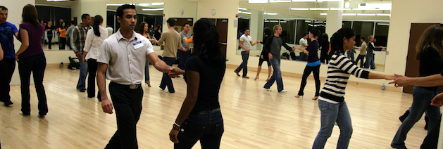 Lessons Fall 2016 Lessons: Ready for Fall lessons? We are too! This year we will be holding both a bachata and salsa lesson each week. Class days are Tuesdays and […]