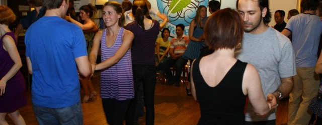 Join us for ANOTHER evening of great dancing, an awesome new location, delicious coffee and food, and a GREAT cause on DECEMBER 7th, 2012! Your cover charge will go towards […]